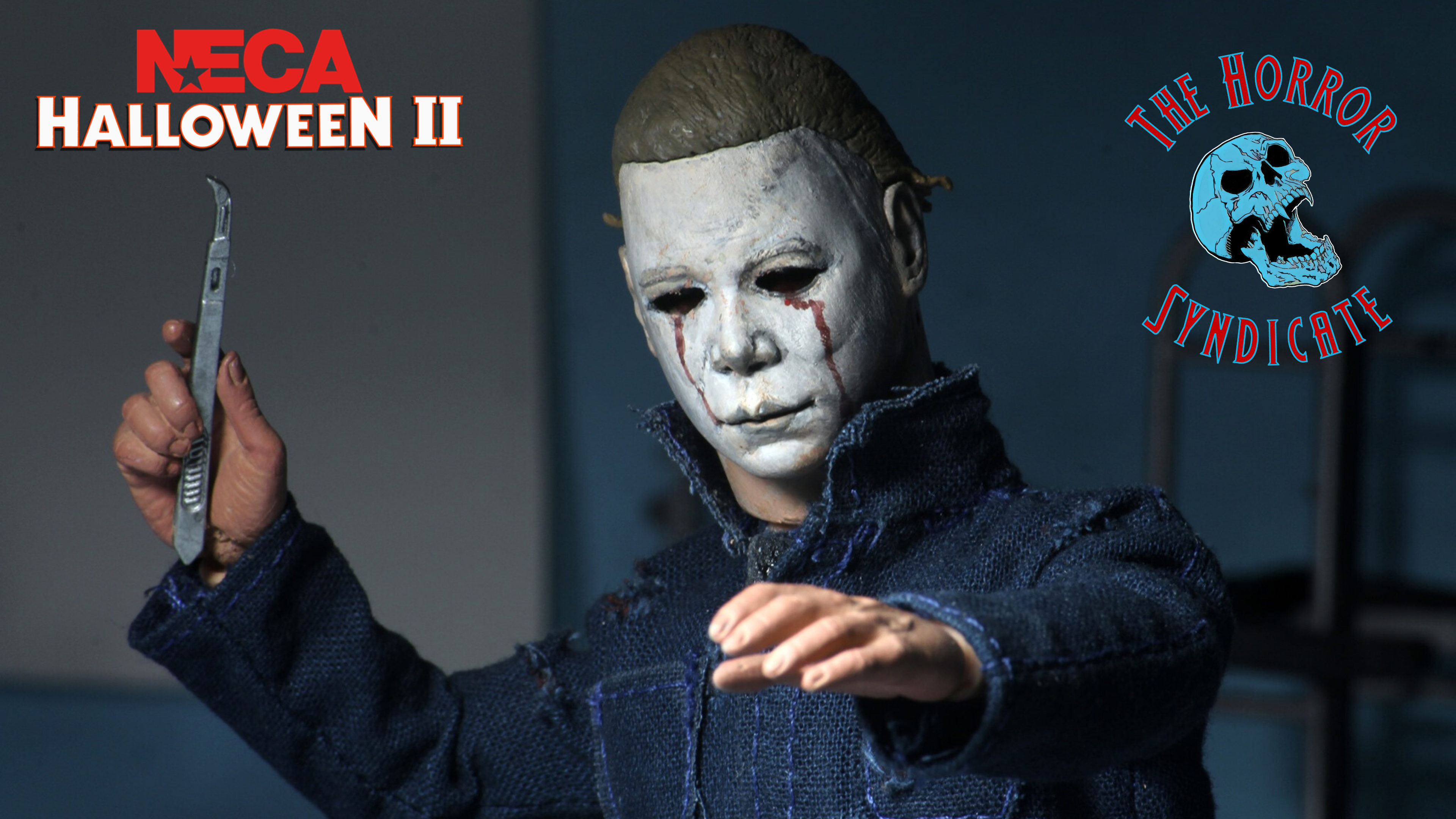 Halloween 2 2020 Review Review: NECA – Halloween II Cloth Michael Myers – The Horror Syndicate